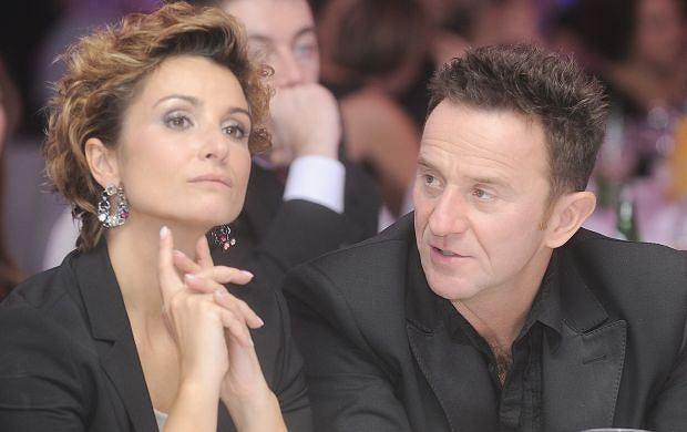 Joanna Brodzik i Paweł Wilczak