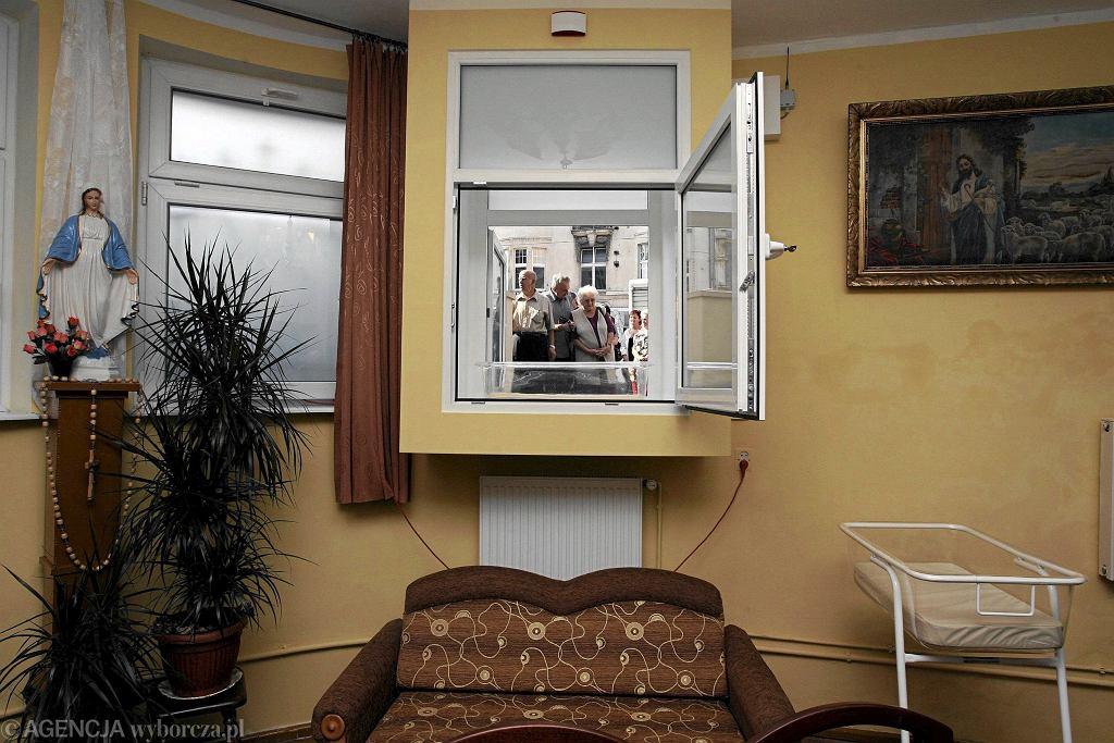 Okno życia w Bydgoszczy