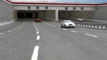 Tak ma wyglądać planowany tunel południowej obwodnicy na Ursynowie