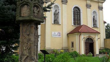 Kościół w Złotoryi