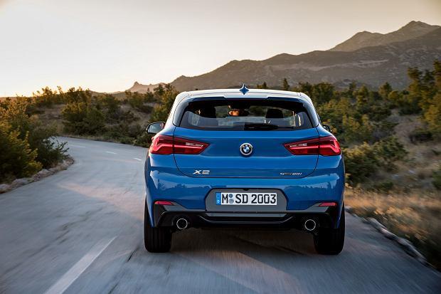 BMW X2 2017