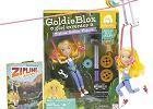 GoldieBlox, czyli nie takie zwyczajne klocki!