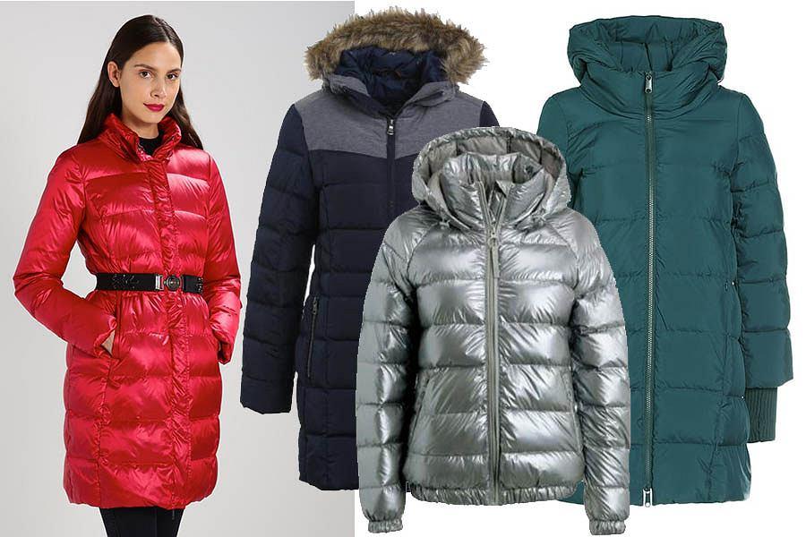 Kurtki i płaszcze dla kobiet