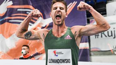 Marcin Lewandowski na Copernicus Cup