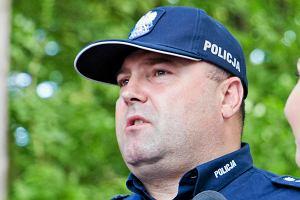 Będzie postępowanie dyscyplinarne wobec komendanta podlaskiej policji