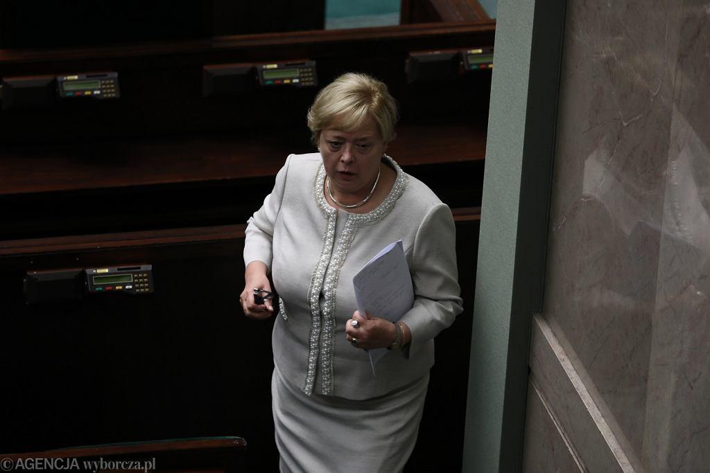 Małgorzata Gersdorf. Są problemy z ustaleniem wynagrodzenia dla Prezes SN