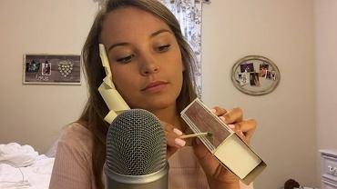 ASMR Darling to jedna z najpopularniejszych vlogerek publikujących ASMR-owe filmiki na YouTubie