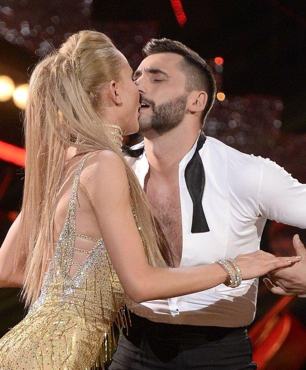 Rafał Maserak i Joanna Moro