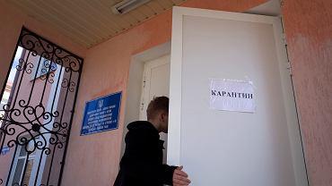 Koronawirus. Ukraina zamyka granice, jest pierwsza ofiara śmiertelna