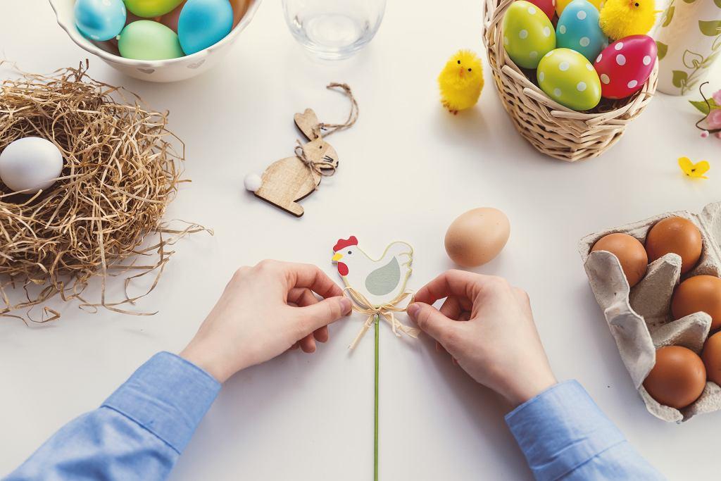 Kiedy jest Wielkanoc? Kiedy wypada śmigus-dyngus? (zdjęcie ilustracyjne)