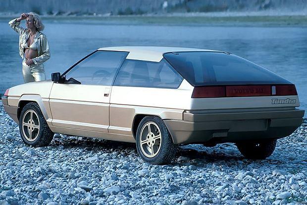 Volvo Tundra Concept (1979)