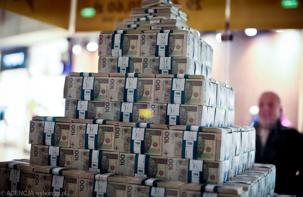 Duplikaty 29 mln zł wygranych w LOTTO w 2012 roku