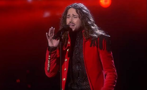 Michał Szpak - Color Of Your Life (Poland) Live at Semi-Final 2 Eurovision Song Contest