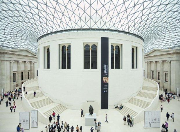 British Museum w Londynie / fot. Shutterstock