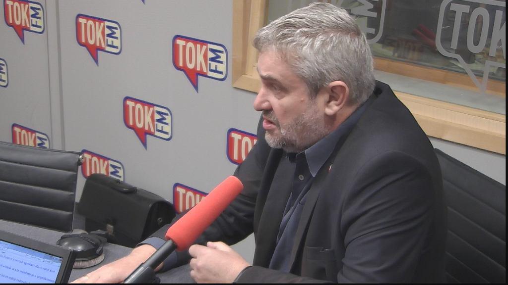 Jan Krzysztof Ardanowski, minister rolnictwa, w Poranku Radia TOK FM