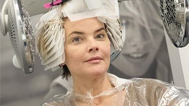 Monika Zamachowska zmieniła fryzurę