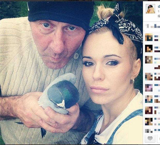 Doda i jej tata