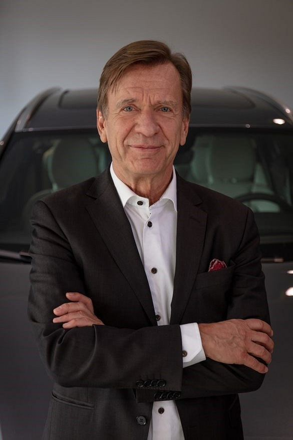 Prezes Volvo, Hakan Samuelson