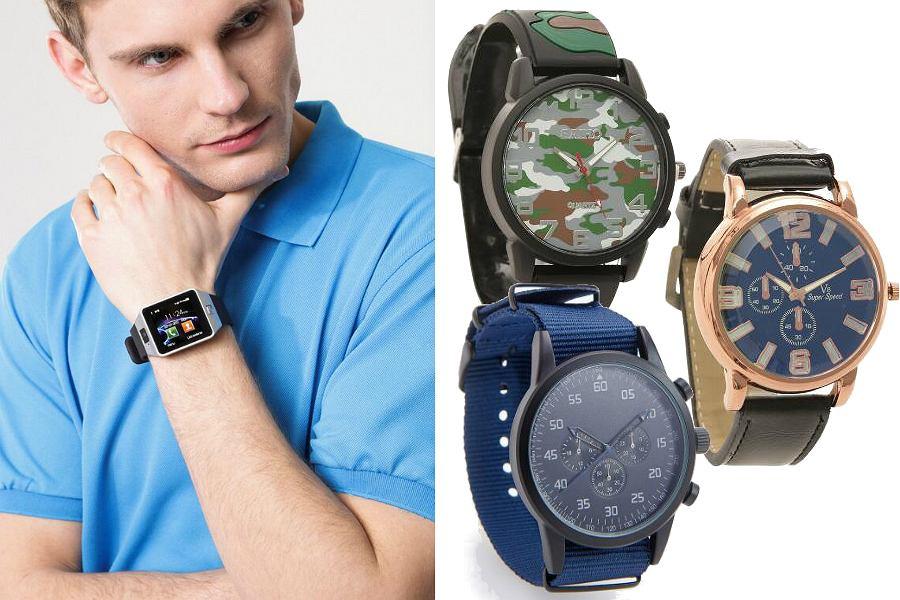Zegarki męskie do 200 zł - niedrogie i stylowe