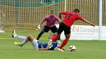 Trzecia liga piłkarska: Stilon Gorzów - Ślęza Wrocław 1:3 (1:0)