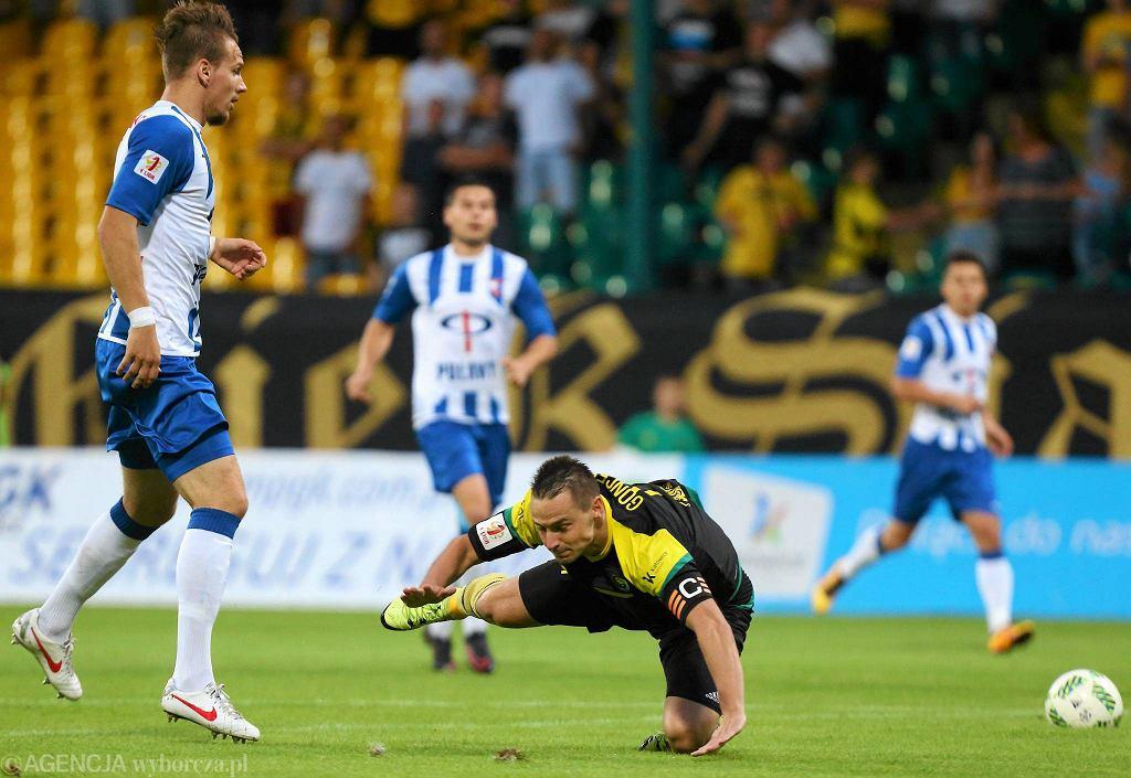 GKS Katowice - Wisła Puławy 2:1