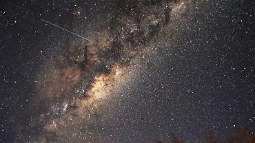 Eta Akwarydy dziś widoczne na niebie gołym okiem. To maksimum roju deszczu meteorów