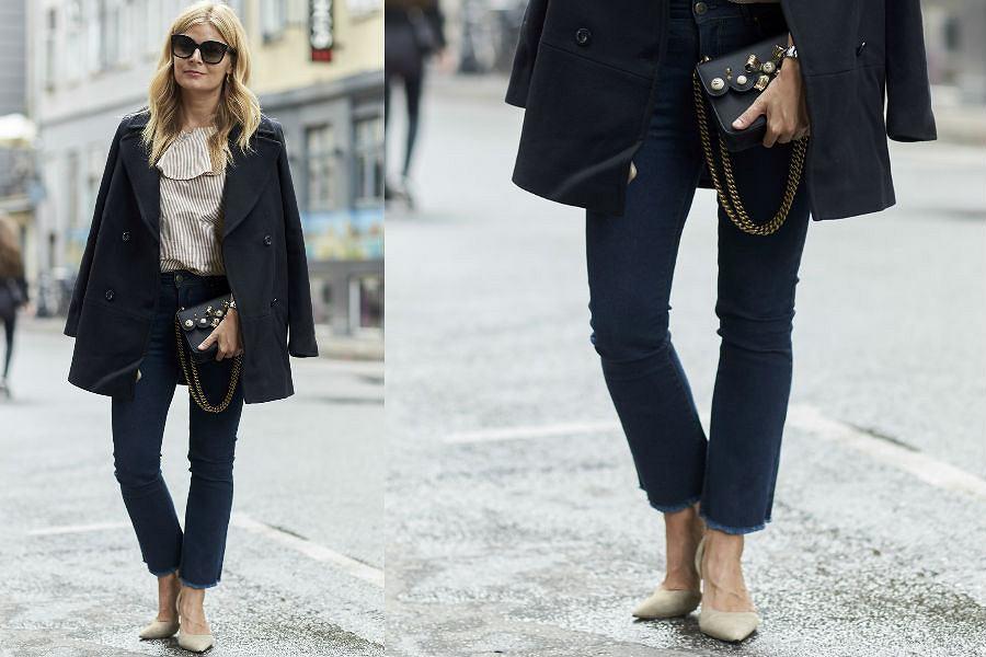 Stylizacja w stylu smart casual