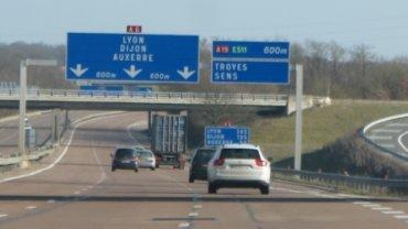 Autostrada A6 Paryż-Lyon