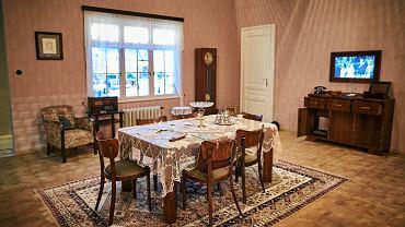 7-letnia Halina i 14-letni Andrzej są bohaterami wystawy stałej dla dzieci w Muzeum II Wojny Światowej w Gdańsku. Ekspozycję tworzy rekonstrukcja mieszkania warszawskiej rodziny w trzech różnych okresach: kilka dni po wybuchu II wojny światowej, w czasie okupacji niemieckiej oraz tuż po jej zakończeniu.