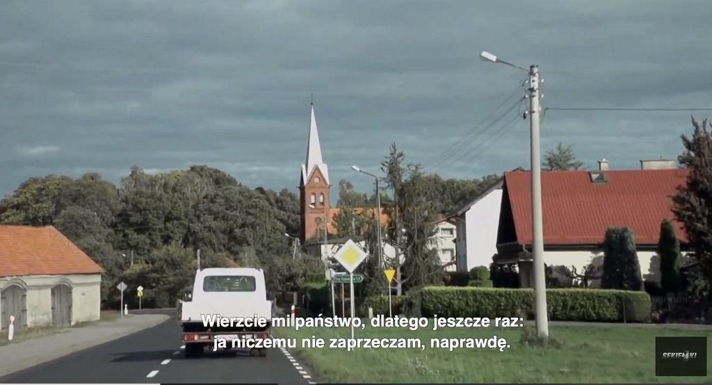 Ksiądz Arkadiusz Hajdasz z filmu 'Zabawa w chowanego' braci Sekielskich.
