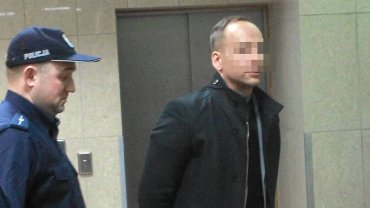 Proces Dariusza K. Były mąż Edyty Górniak, muzyk i celebryta w sądzie