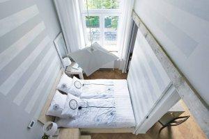 Łóżko do małego pokoju