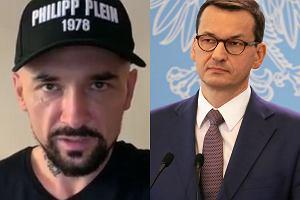 Patryk Vega, Mateusz Morawiecki