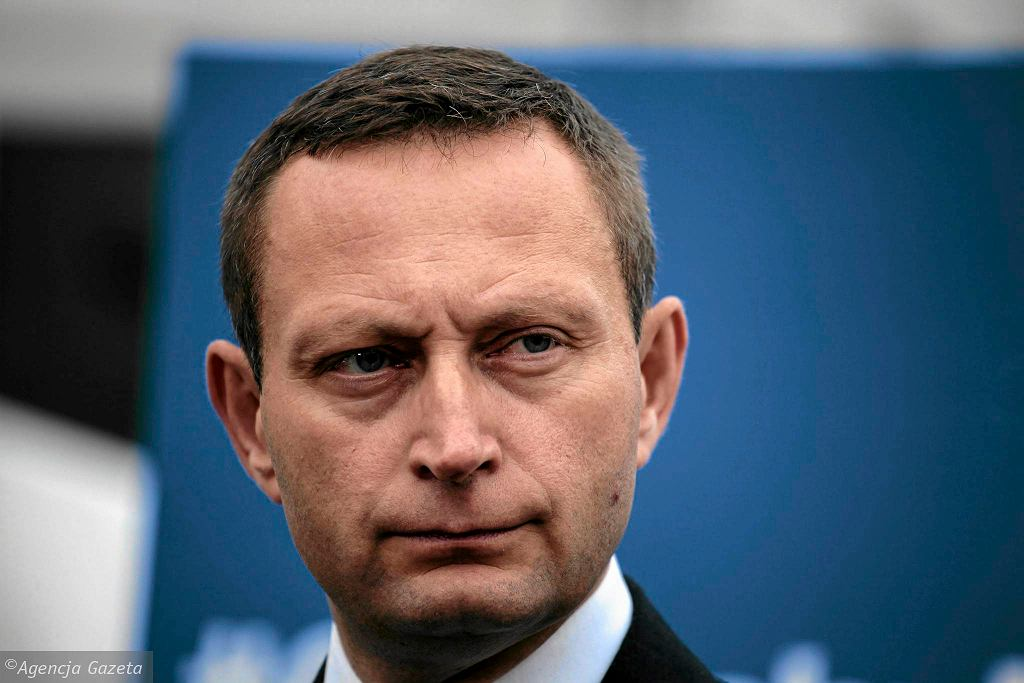 Paweł Rabiej, lider warszawskich struktur Nowoczesnej