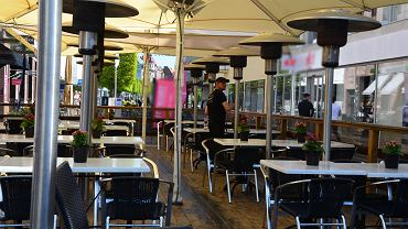 Ogródek restauracyjny