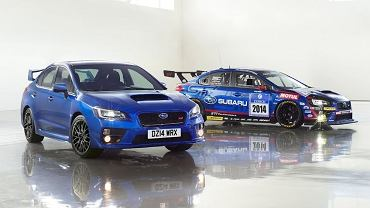 2014 Subaru WRX STI (wersja europejska)