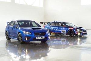 Salon Genewa 2014 | Subaru WRX STI w Europie