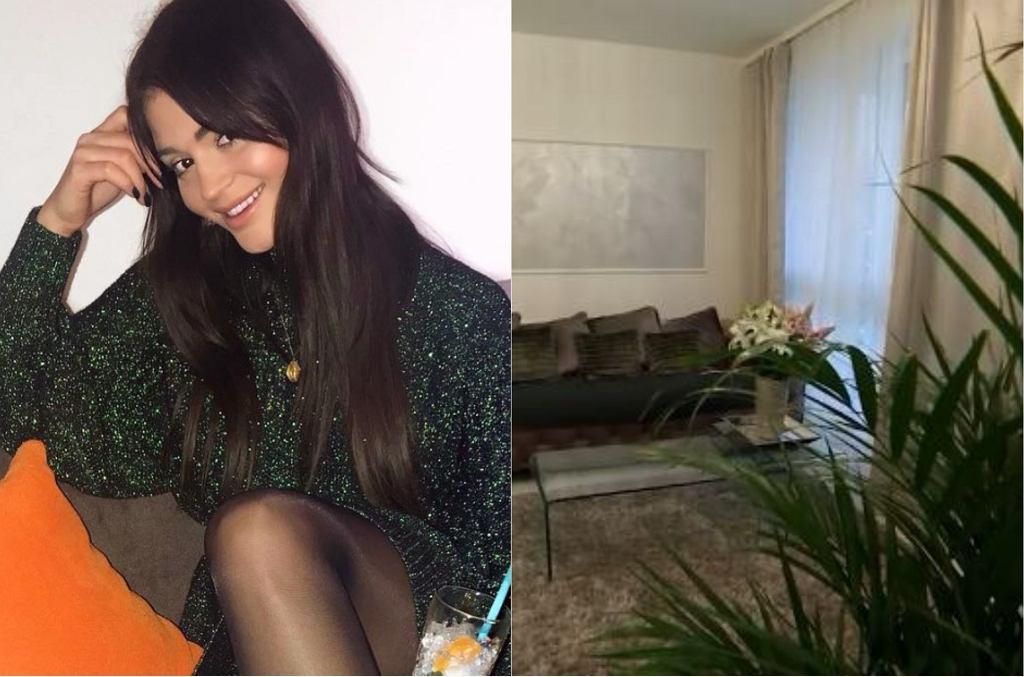 Honorata Skarbek i jej mieszkanie
