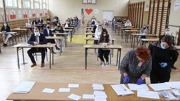 Matura 2020. Egzamin z matematyki w Ekonomiku