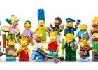 "LEGO  THE SIMPSONS  - KULTOWY SERIAL ""SIMPSONOWIE"" W WERSJI LEGO"