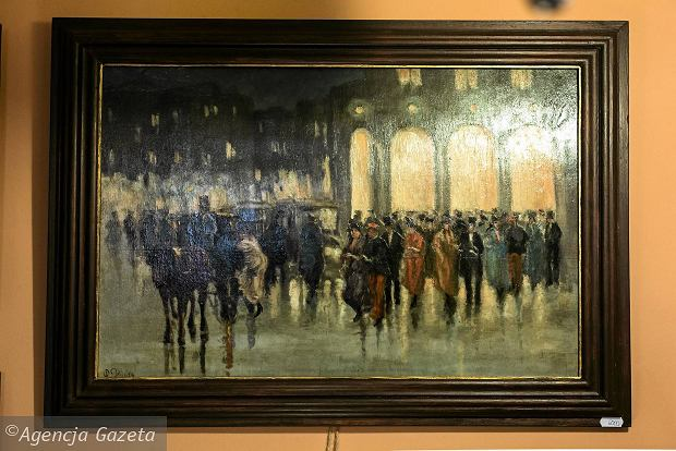 Zdjęcie numer 7 w galerii - Sklep z Zielonej zagrał u Machulskiego. Ekipa była zauroczona [ZDJĘCIA]