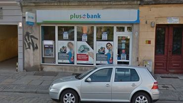 oddział Plus Bank, ul. Jedności Narodowej, Wrocław