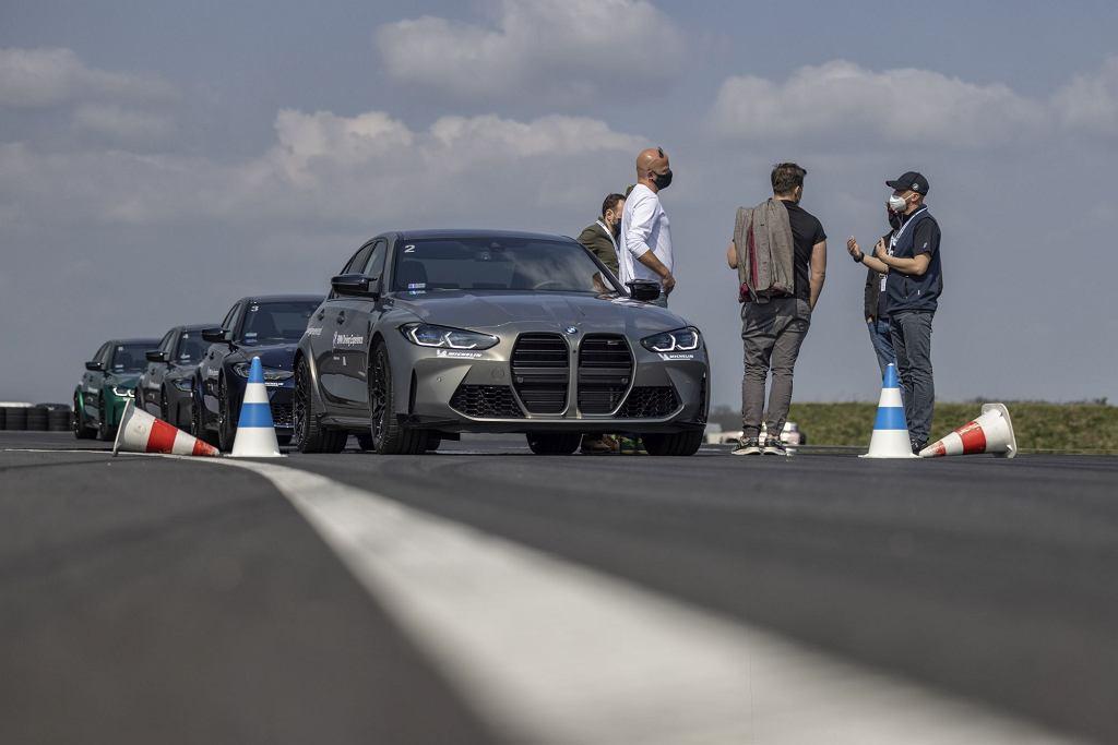 Szkolenie BMW M Perfection Training 2021