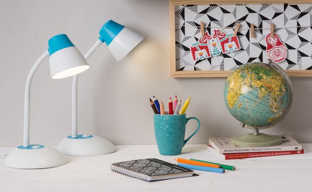 Lampka na biurko to niezbędny element domowego biura
