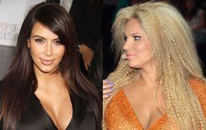 Kim Kardashian, Joanna Liszowska
