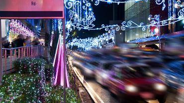 Singapur - Orchard Road