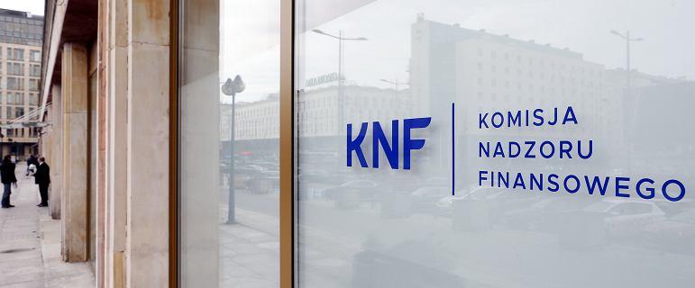 Komentarze do afery KNF. Opozycja: Tak działają gangsterzy