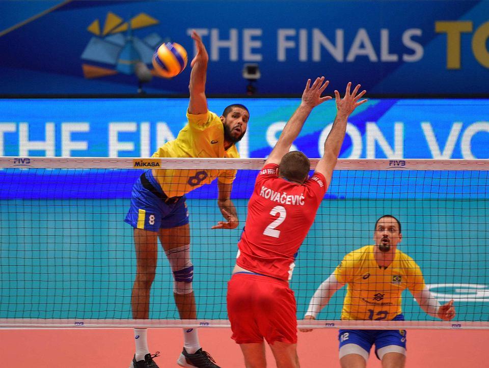 Mistrzostwa U015bwiata W Siatk U00f3wce 2018 Brazylia Pokona U0142a