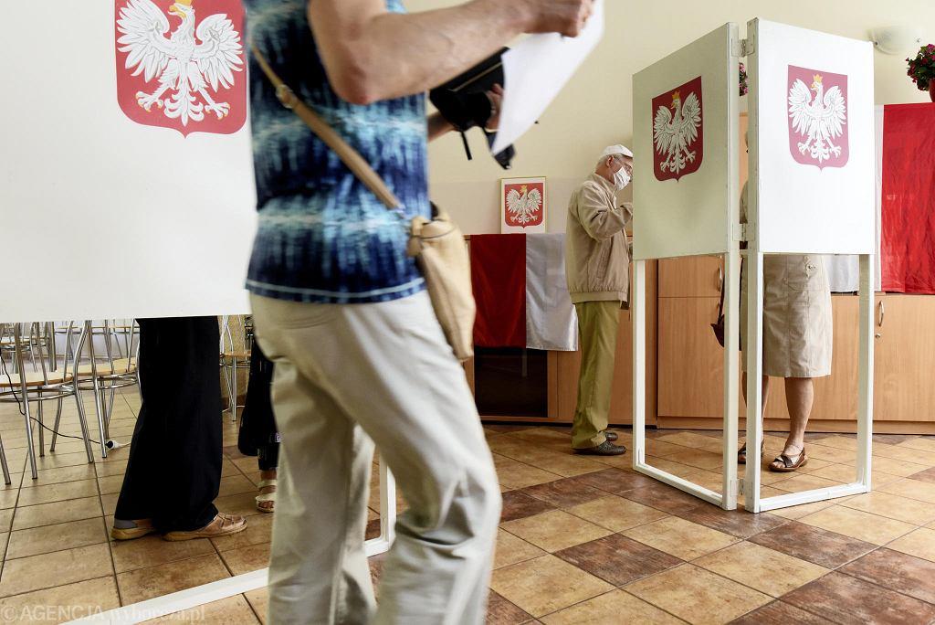 Wybory prezydenckie 2020 w Olsztynie