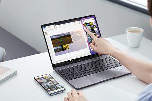 Huawei MateBook 13 w nowej odsłonie. Ciesz się pracą zdalną i korzystaj z rozrywki na najwyższym poziomie